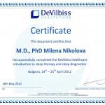 DeVilbiss_Healthcare_sleep_therapy_sleep_diagnstic